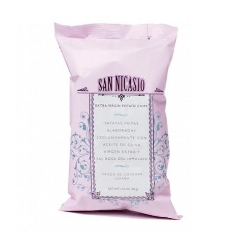 San Nicasio Chips - 24 x 40g (case)