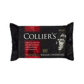 Collier's Powerful Welsh Cheddar - 350g
