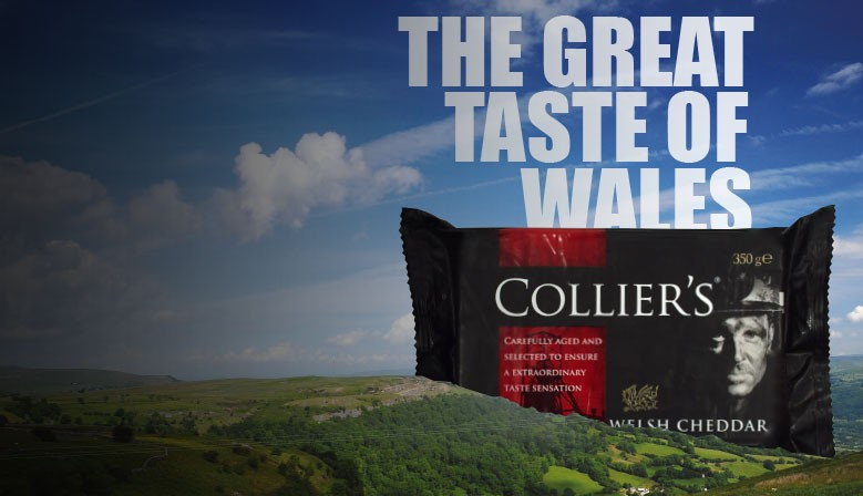 Collier's Cheddar